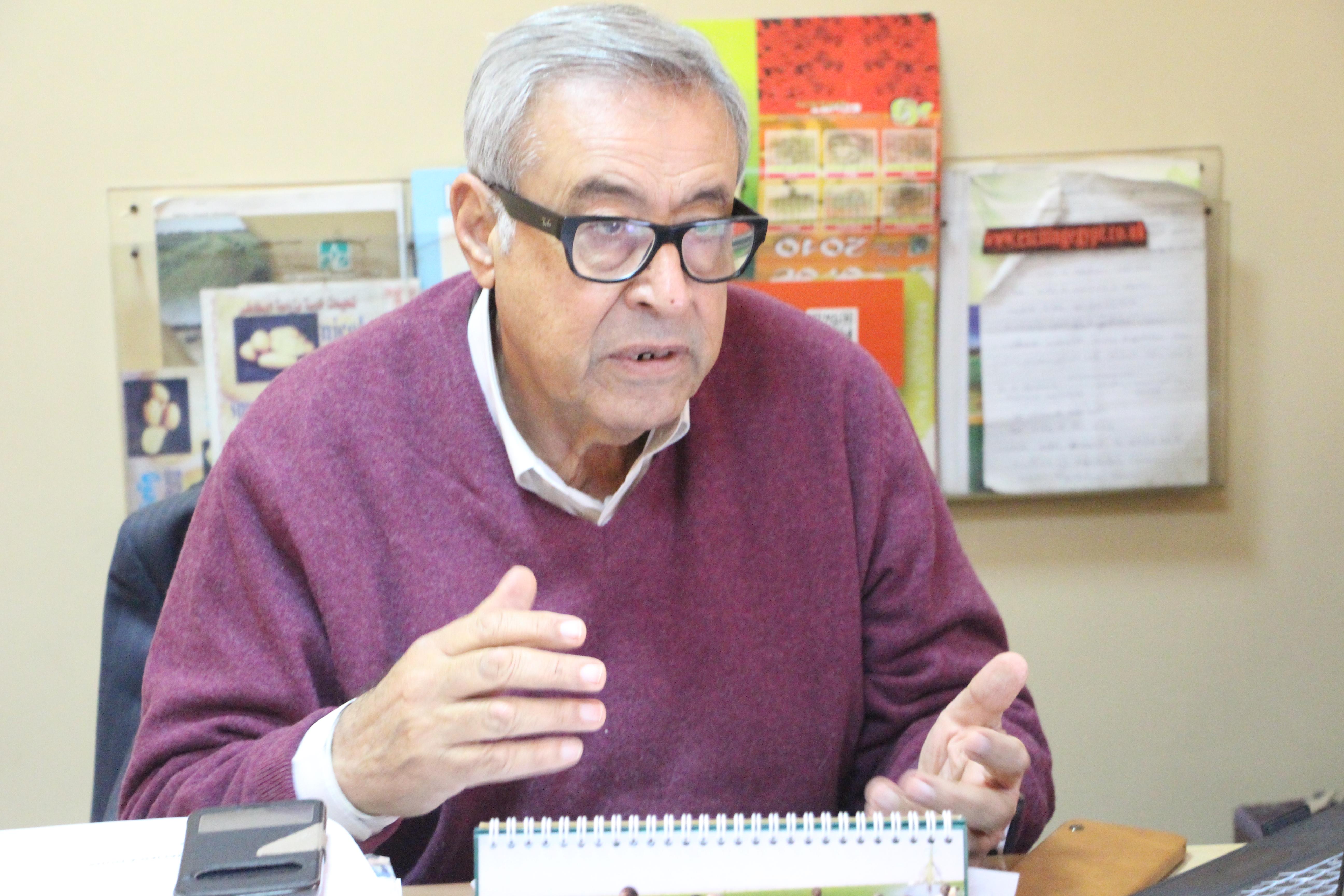 صورة قال إن الزراعة أمل مصر الاستاذ الدكتور محمد عادل الغندور: بناء الثقة مع العملاء أهم أولوياتت سنتك