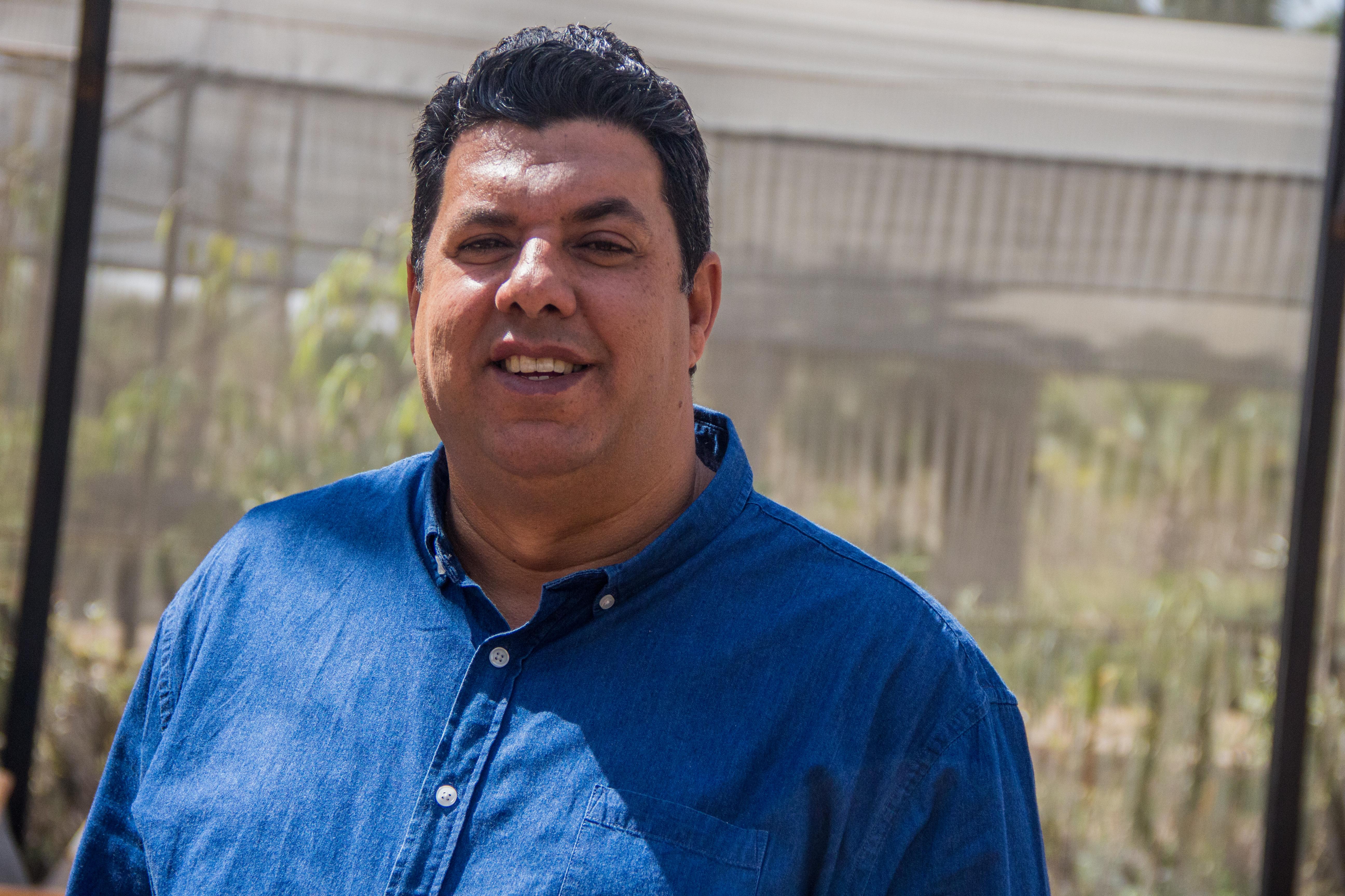 صورة اكد أنا برميل التمور أغلى من برميل البترول  …. المهندس أحمد مرعي مدير شركة الصفا نيو : أنا خادم النخيل