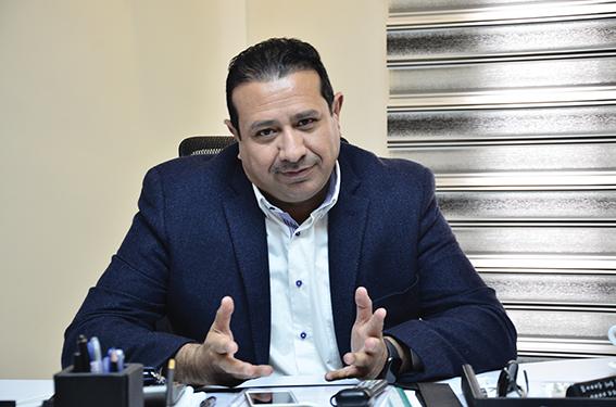 صورة الأستاذ/ أحمد البلعاوي: دخلنا السوق المصرية لدعم وكلائنا وموزعينا وليس من أجل المنافسة