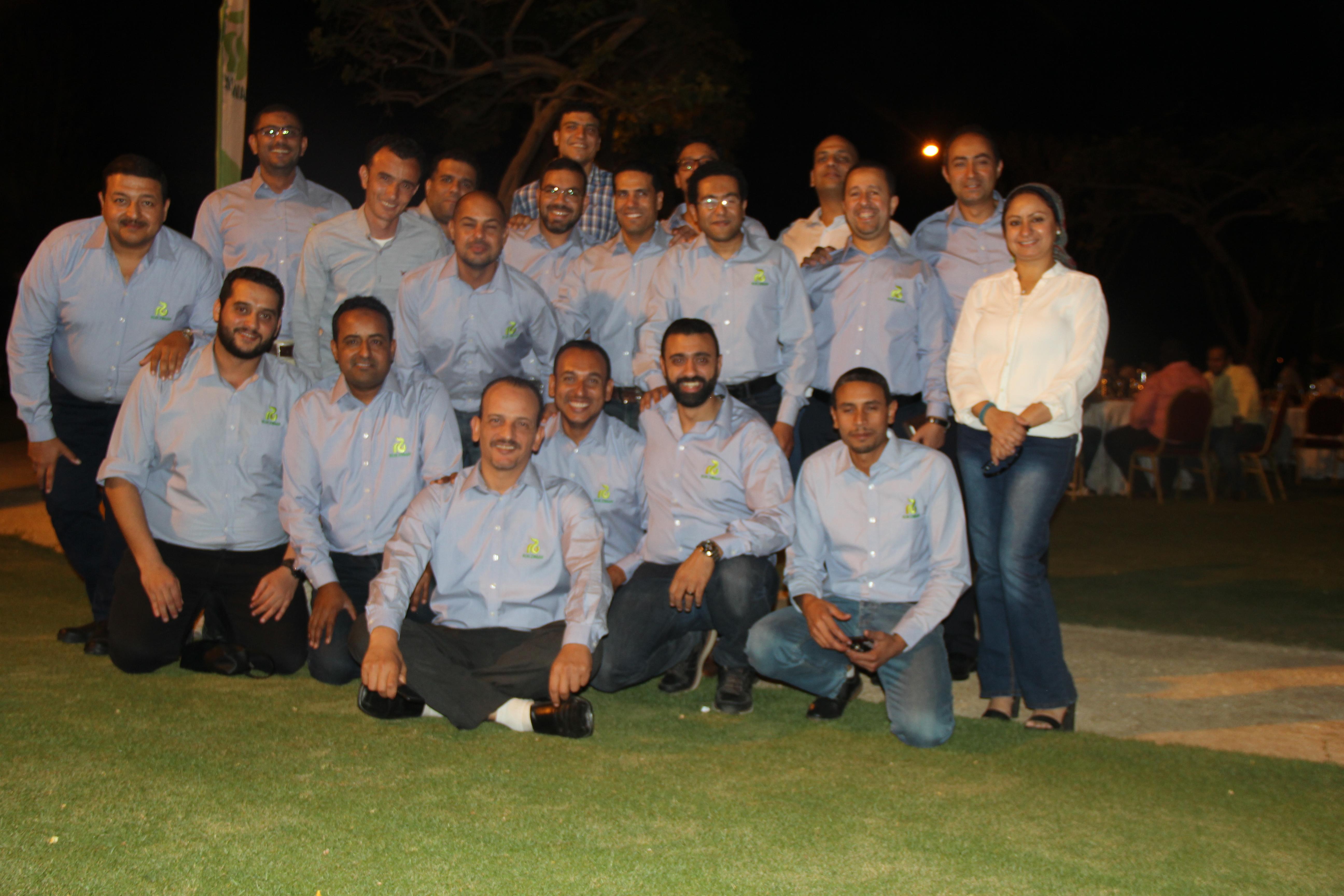 صورة وسط أجواء عائلية .. شركة رايك زوان مصر تقيم حفل افطارها السنوي