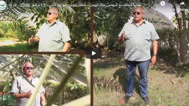 صورة خمسة لنخلتك مع المهندس خالد الهجان الحلقة الاولى