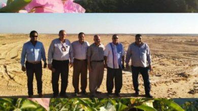 صورة شركة نهر الخير تتقدم بطلب لإنشاء مدرسة زراعية حديثة بالمنيا