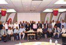 صورة ضمَ وفود 14 – دولةً اينوفا سيدز تُعقد اجتماعها الأول في مصر وتُعرض 80 صنفاً جديداً للخضر